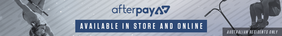 Afterpay Available Online and In Store