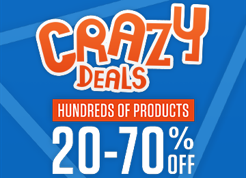 Scooter Hut Crazy Deals