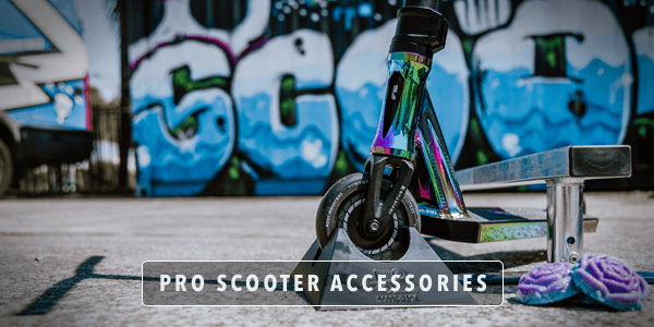Pro scooter accessories