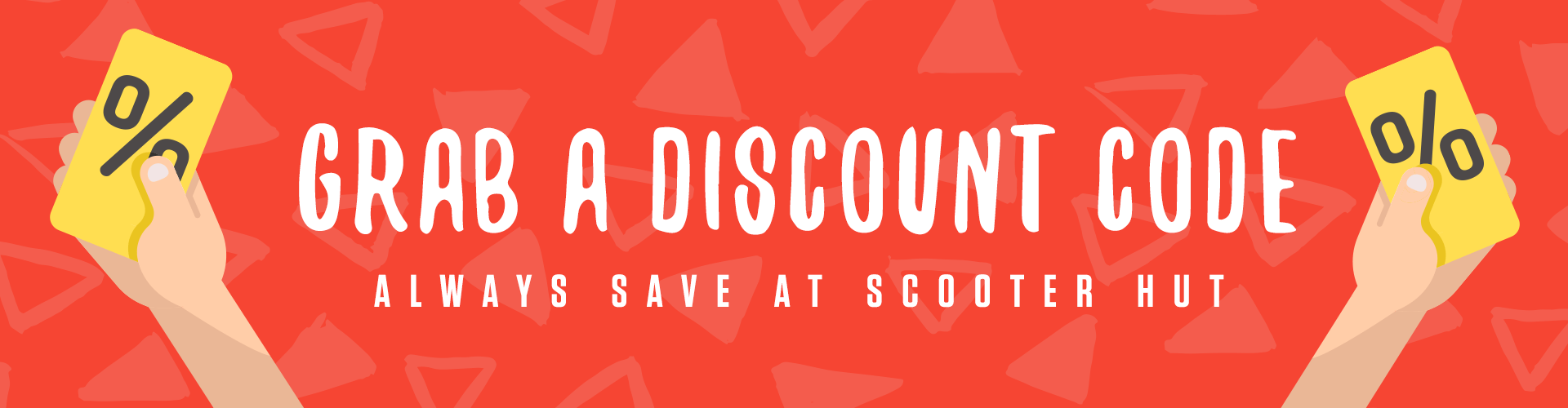 Grab a Discount Code at Scooter Hut