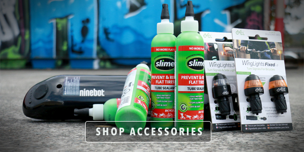 Shop electric scooter accessories