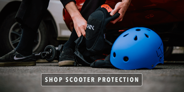 Shop scooter protection