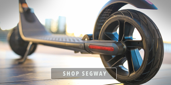 Shop Segway electric scooters