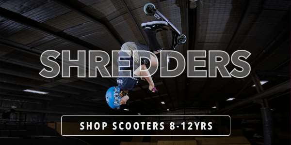 Shop scooters 8-12 years