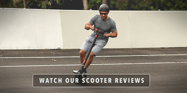 watch our electric scooter reviews