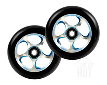 Root Industries Re-Entry 110mm Wheels | Black PU | Pair