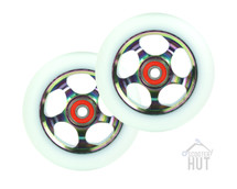 Root Industries Re-entry 100mm White PU- Neochrome