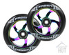Fasen Raven 110mm Wheels | Oil Slick