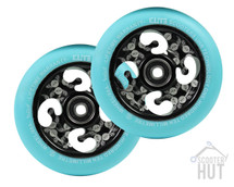 Elite Scooters UHR Sig Wheels | 110mm | Teal