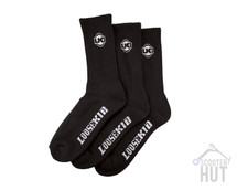 LKI Swagger Crew Socks | 3-Pack | Mens