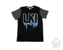 LKI Hatch Tee | Black | Youth