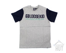 LKI Motive Tee Youth | Grey Marl