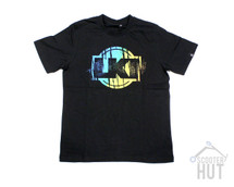 LKI Split Tee Kids | Black