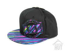 LKI Raptor Snapback | Youth | Black