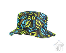 LKI Mens Section Bucket Hat