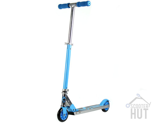 Madd Gear Krunk Folding Scooter | Blue