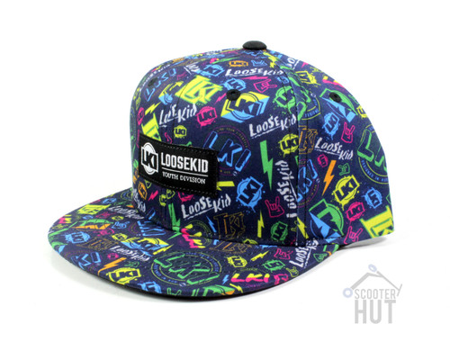 LKI Electric Snapback Youth Cap | Multi