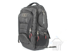 OGIO Bandit 17 Backpack | Black Pindot