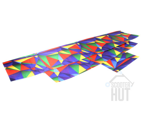 BarWraps v2.0 Geometric | Multi-colour