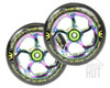 MGP MFX RWilly Signature 120mm Wheels | Neochrome