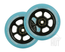 Rogue Gummy 110mm Wheels | Blue / Black