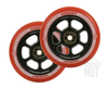 Rogue Gummy 110mm Wheels | Red / Black