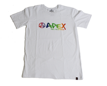 Apex Logo Rainbow T-shirt