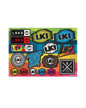 LKI Mission Sticker Sheet