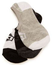 LKI Fly No Show Socks | 3-Pack | Unisex