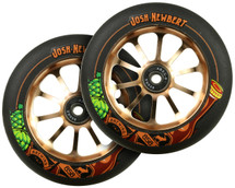 Ride858 Slik Riks 120mm Wheels | Josh Newbert Signature