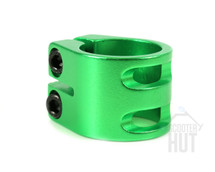 Fasen Raven Double Clamp | Green