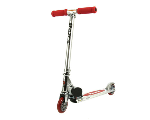 Razor A Folding Complete Scooter | Red
