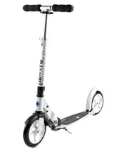 Micro White+ Commuter Scooter