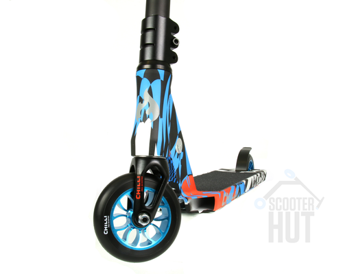 Chilli Pro Crazed Reaper Complete Scooter