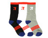 Root Industries Socks | Three Stripes