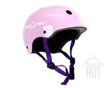 Protec Classic junior Bike Helmet | Gloss Purple