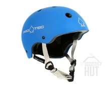 Protec Classic Junior Bike Helmet | Matte Blue