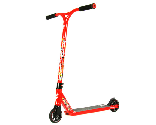 KOTA Inc. Recon Complete Scooter | Red / Red