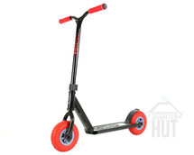 Grit Dirt Scooter D1 | Black / Red