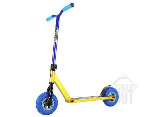 Grit Dirt Scooter D1 | Gold / Blue