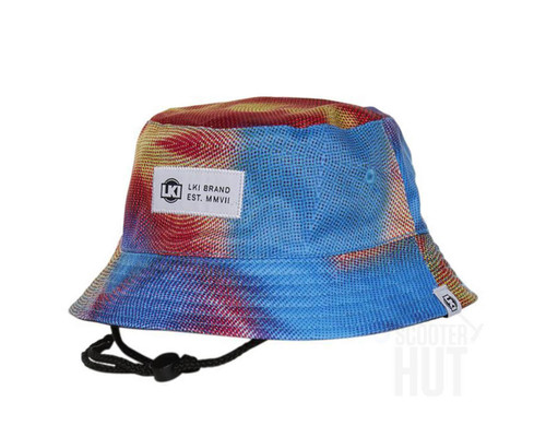 LKI Clarion Wide Brim Reversible Hat | Youth | Colour