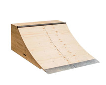 Ramps by PGP | 565mm Quarter Pipe