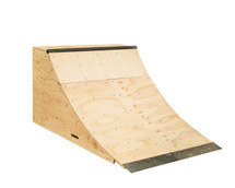 Scooter Hut Ramps by PGP | Quarter Pipe | 840mm