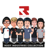 FIGZ Rider Stickers | Team Root Industries