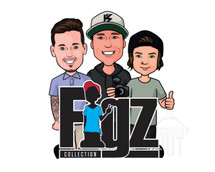 FIGZ Rider Sticker | Mixed Characters 1