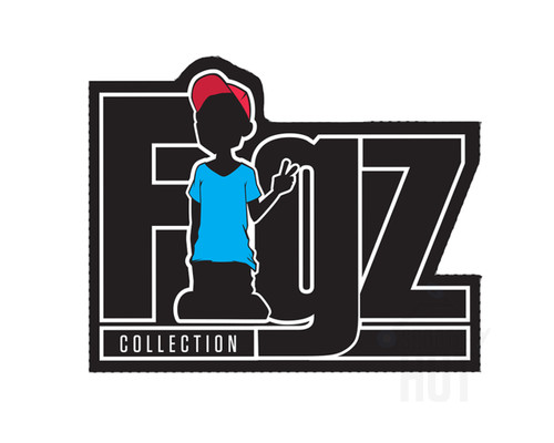 FIGZ Logo Sticker | Black