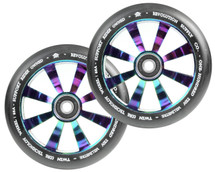 Revolution Twin Core 110mm Wheels | NeoChrome | Pair