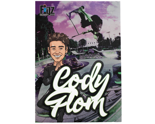 Cody Flom A2 Poster