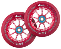 River Wheel Co. Glides 110mm Wheels | Bloody | Dylan Morrison Signature