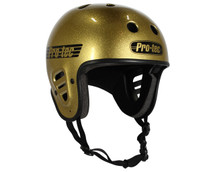Protec Classic Full Cut Bike Helmet | Gold Flake | MY19